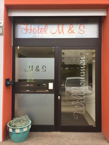 Hotel M&S garni