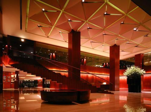 Grand Hyatt Singapore impression