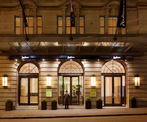 Radisson Blu Plaza Hotel Sydney impression