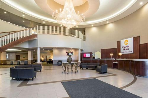 Clarion Hotel And Conference Centre Sherwood Park
