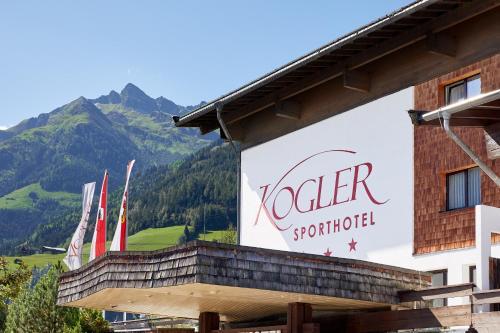 Sporthotel Kogler Hotel Mittersill In Austria