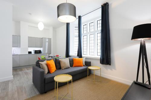 Luxury Apartments in Kensington photo 6