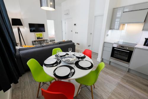 Luxury Apartments in Kensington photo 21