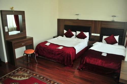 Istanbul Queen Apart Hotel odalar