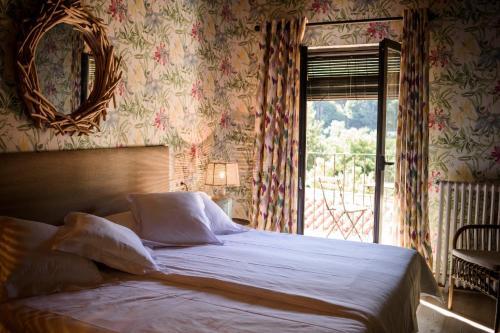 Deluxe Double Room with Terrace - single occupancy De Aldaca Rural 6