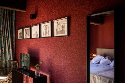 Deluxe Double Room - single occupancy De Aldaca Rural 8