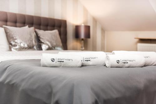 Bed&Bath Glamour Apartment, ul. Ogrody 6A, Skawina