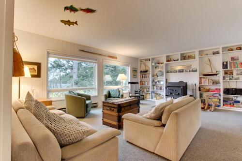 Classic Beach House Vacation Rental Photo