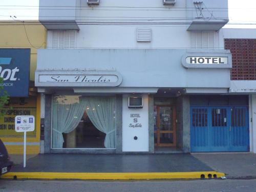 Hotel San Nicolás Photo