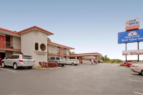 Americas Best Value Inn-grenada - Grenada, MS 38901