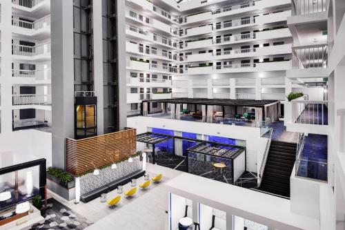 HotelEmbassy Suites Raleigh - Crabtree