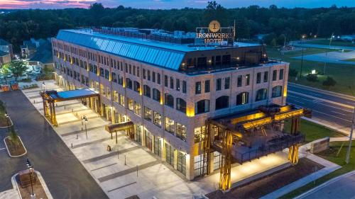 Ironworks Hotel Indy - Indianapolis, IN 46240