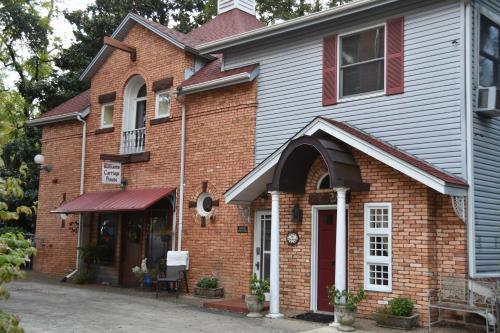 1890 Williams House Inn - Hot Springs, AR 71901