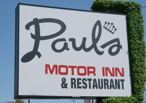 Pauls Motor Inn - Victoria, BC V8T 4K8