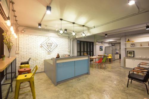 The Chatbox Silom Hostel