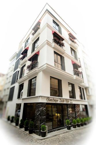 Trabzon Gardenya Suit Hotel yol tarifi