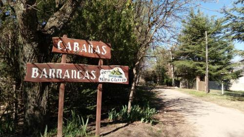 CabaÑas Barrancas De Mina Clavero