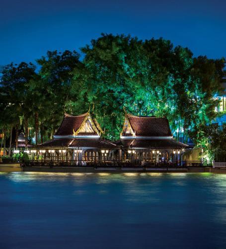 Shangri-La Hotel Bangkok photo 76