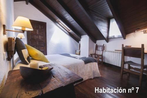 Habitación Doble con vistas a la montaña Hotel Santa Maria Relax 10
