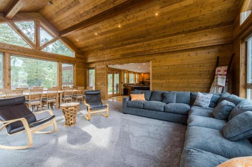 River Lodge Photo
