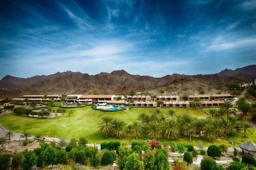JA Hatta Fort Hotel Photo