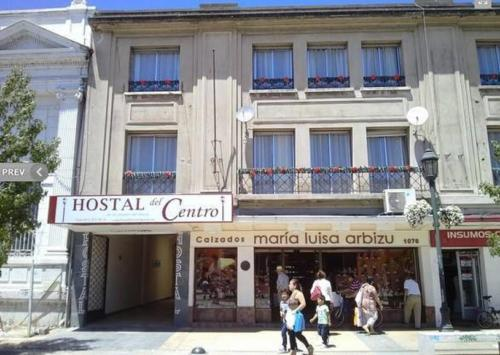Hostal Del Centro Talca Photo
