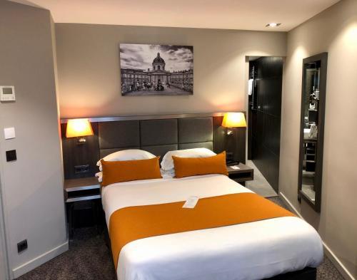 Best western empire elysees h tel 3 rue de montenotte for Hotels 75017