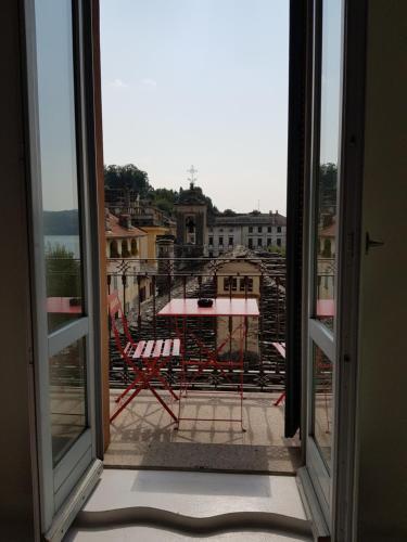 Piazza Motta, 34, 28016 Orta San Giulio, Italy.