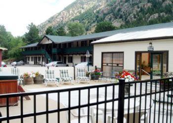 Georgetown Mountain Inn - Georgetown, CO 80444