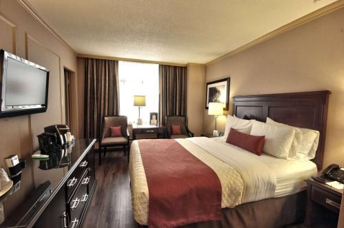 Best Western Dorchester Hotel - Nanaimo, BC V9R 5H4
