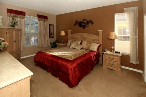 Golf Course View-7 Br-4masters-pool-spa-game Room-free Wifi