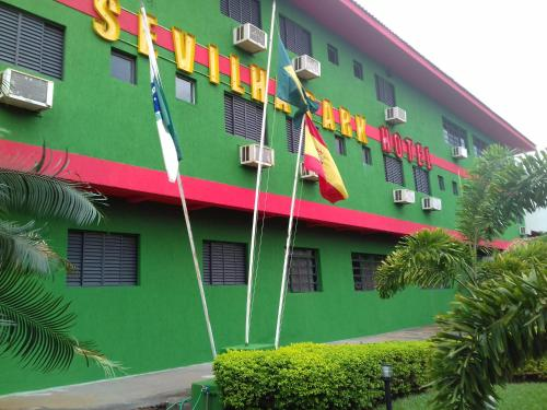 Foto de Sevilha Park Hotel