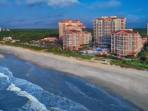 Marriott Oceanwatch Villas At Grande Dunes Rentals