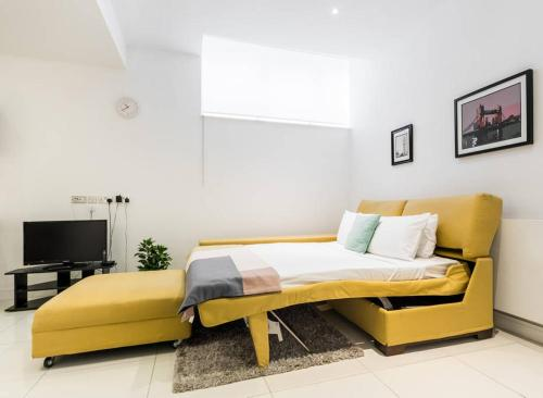 Modern 1bed Flat In King\'s Cross 5 Mins From Tube