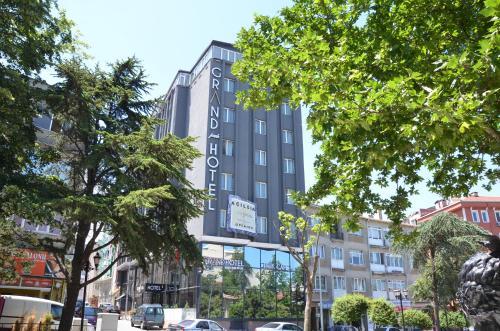 Corlu Grand Park Hotel Corlu harita