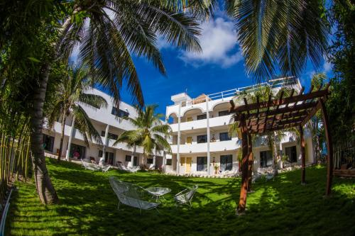 Ojo de Agua Beach Front Hotel Photo