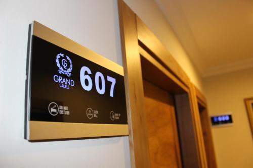Istanbul Grand Laleli Hotel online rezervasyon
