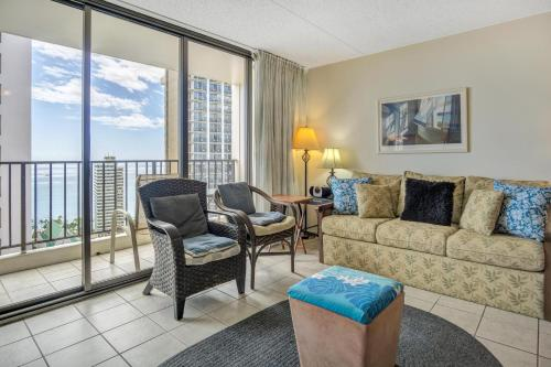 Waikiki Banyan Tower 2 Suite 2904 Photo