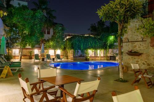 Antalya White Garden Hotel adres