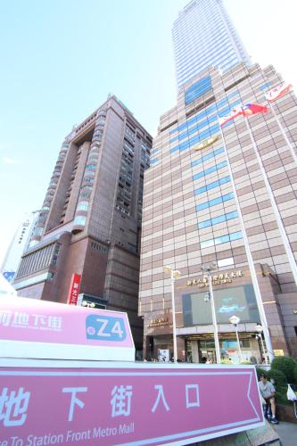 3432f2b342 Taipei H Imperial Hotel in Taiwan