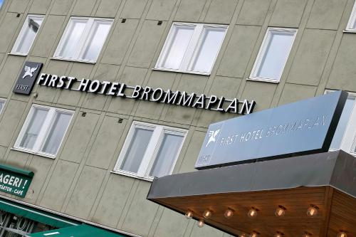 First Hotel Brommaplan photo 10
