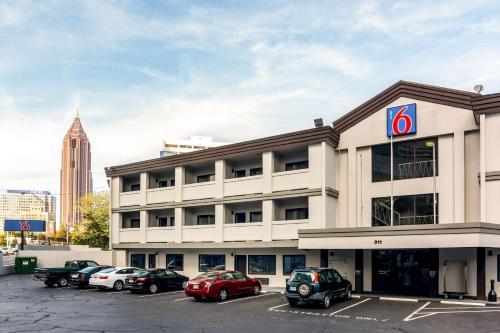 Motel 6 Atlanta Downtown Photo