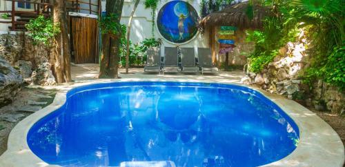 Luna Blue Hotel Playa del Carmen Photo