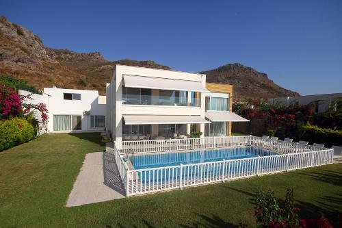 Turgutreis Evoteli Group Turgutreis 5+2 Villa Beaton (2411) rezervasyon