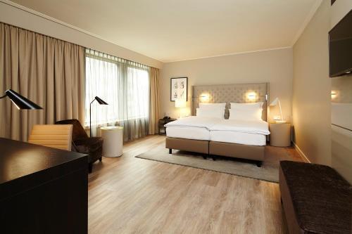 Hotel Nikko Düsseldorf impression