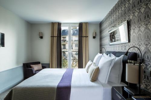 Hôtel Aiglon - Esprit de France photo 25