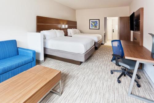 Holiday Inn Express & Suites - Cartersville - Cartersville, GA 30121