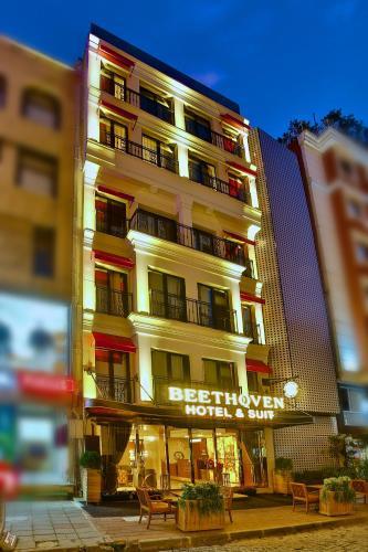 Istanbul Beethoven Hotel & Suite rezervasyon