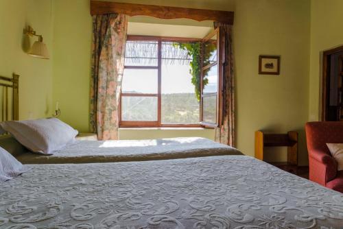 Habitación Doble - 1 o 2 camas Casa Rural El Cabezo 6