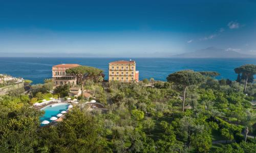 Grand Hotel Excelsior Vittoria Sorrento In Italy